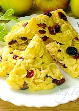 棉花糖蔓越莓玉米脆片