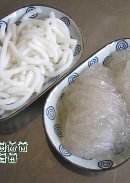 米苔目&粉條