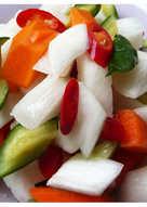 《二廚料理醃製》港式泡菜 約540.6大卡
