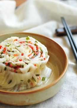 白泡菜 백김치