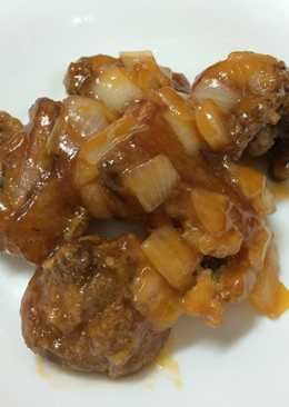 [亨氏番茄醬]茄汁雞腿塊
