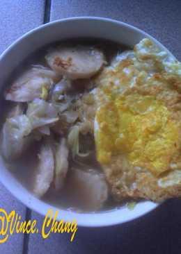 醬油清湯粉絲(簡易版)