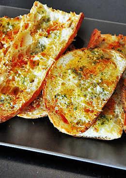 大蒜香草奶油 Garlic butter (附大蒜麵包)