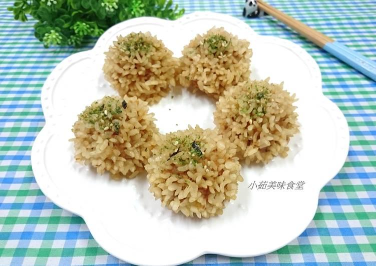 茄汁珍珠丸子(白米版)