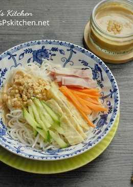 麻醬涼麵 【15分鐘食譜】