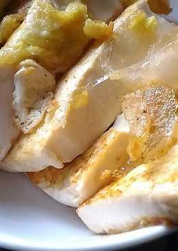 豆腐粉煎蛋