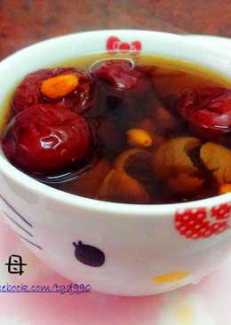 簡單煮出暖呼呼的桂圓枸杞紅棗茶