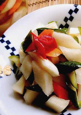 【卡滋脆●廣東泡菜】