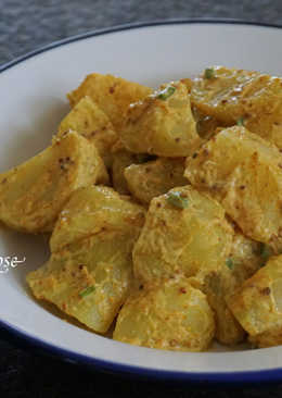 咖哩馬鈴薯沙拉