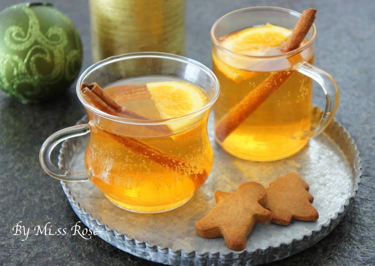 香料蘋果酒