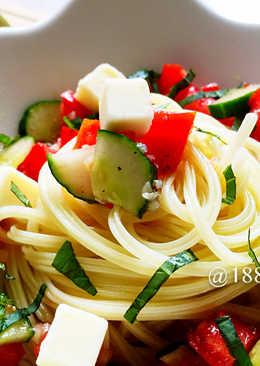 義大利番茄冷麵