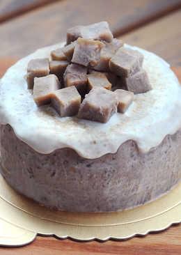 黑糖芋頭蛋糕 Brown Sugar taro cake
