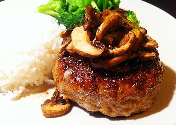 【深夜食堂煮婦同樂會第8話】漢 堡 ハンバーグ