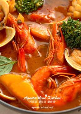 【好侍咖哩】[阿妮塔♥yummy] 椰香咖哩海鮮鍋