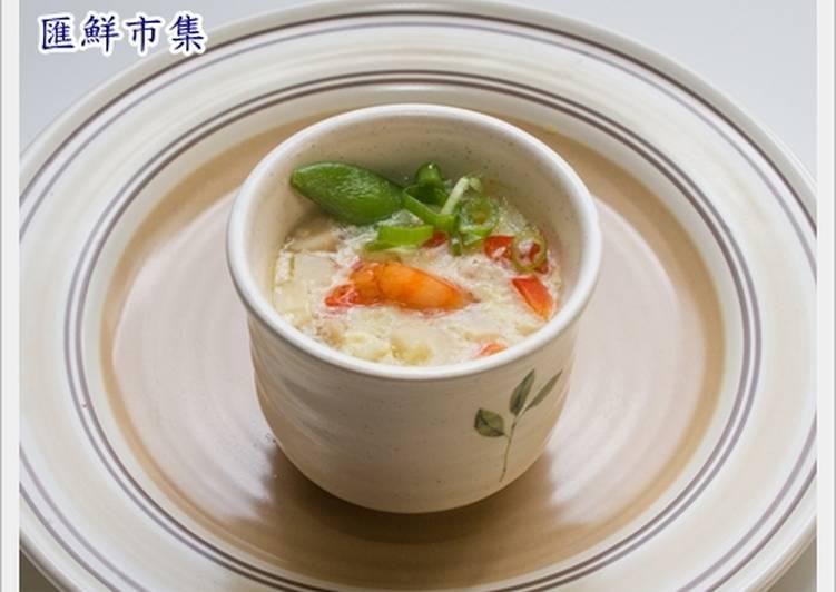 茶碗蒸~情人節日式料理套餐