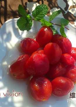 梅汁小蕃茄