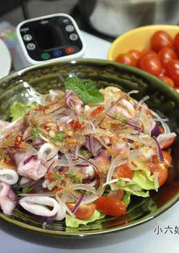 泰式涼拌小卷Rémy低溫烹調料理