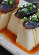 紅油皮蛋豆腐