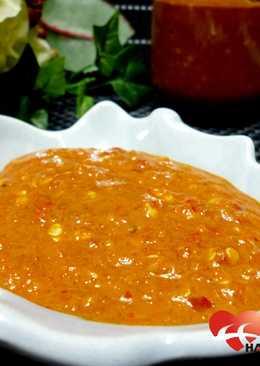 簡單自製辣椒醬