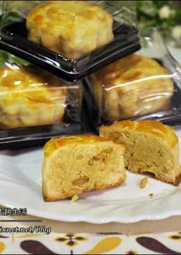 綠豆松子月餅