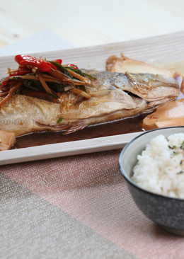 【安永小廚】紅燒午仔魚