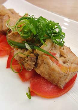 有心食譜:番茄燜雞胸