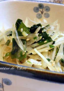 [蔬菜] 涼拌洋蔥絲