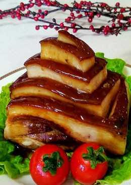 寶塔東坡肉