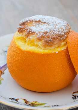香橙舒芙蕾Soufflé
