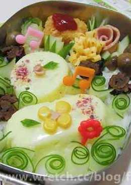 起司蛋糕便當