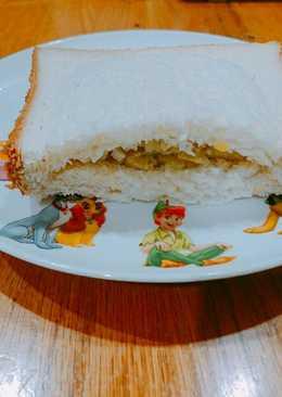 雞蛋口袋三明治