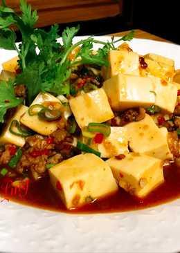 豆瓣辣豆腐