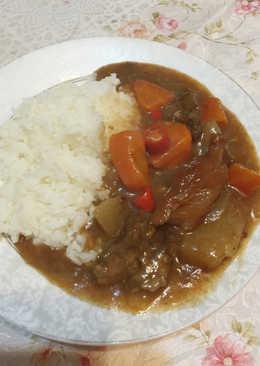 沙茶牛肉燴飯and牛肉麵