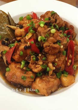 西班牙醬醋雞Adobo