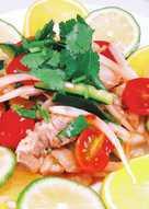 泰式涼拌豬肉