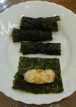 【元本山幸福廚房】海苔馬鈴薯沙拉捲