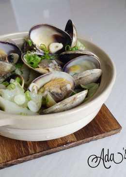 [日式料理] 酒蒸蛤蠣 (零失敗食譜)
