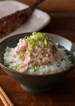 【家樂福廚房】深夜食堂》罐頭(第62夜) 美奶滋鮪魚飯