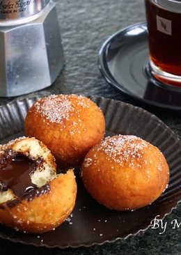 巧克力甜甜圈球