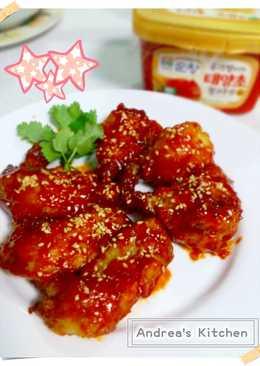 來自星星的【韓式炸雞】