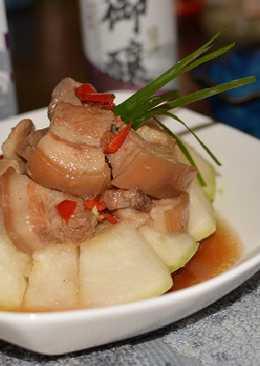 【御釀滷煮入味】御釀冬瓜燉肉