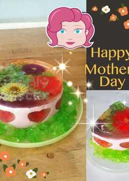 花花啫喱蛋糕