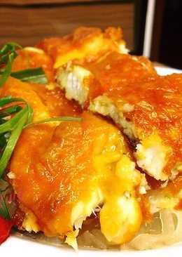 焗烤起司鯛魚🐠