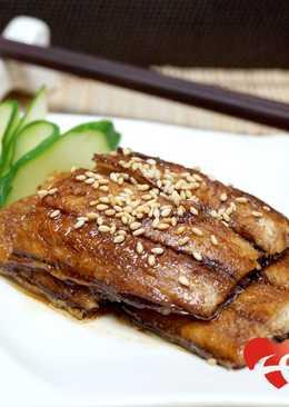 中秋烤肉~日式蒲燒秋刀魚【鮮之流】