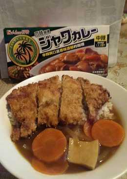 【好侍咖哩】咖哩豬排食譜