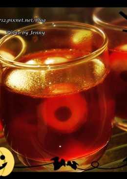 萬聖節限定‧牛奶眼珠蔓越莓果凍
