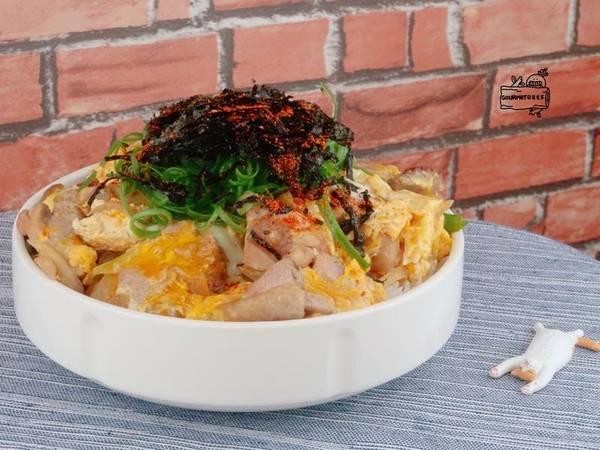 親子丼 (輕鬆上桌🐔🥚)