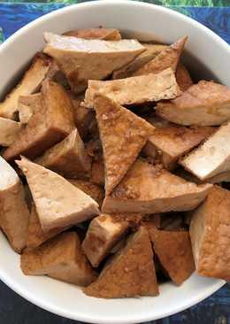 台式紅燒油豆腐