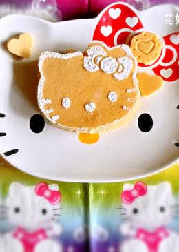 Kitty造型小蛋糕