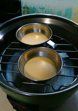 綿密雞蛋布丁(電鍋)